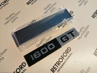 Ford Escort MK1 New 1600 GT badge